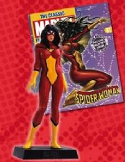 Classic Marvel Figurine Collection #061 Spider-Woman Eaglemoss Publications